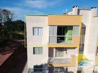 Apartamento Em Itapoa Itapema Do Norte - Ap0048