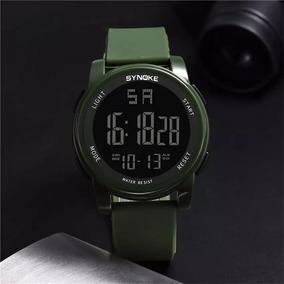 Relógio Masculino Synoke Digital Esportivo Prova D´água