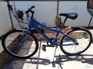 Bicicleta Rally De Varón