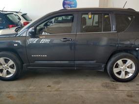 Jeep Compass 2.4 Sport 170cv Atx 2014 77000k Cuotas Fijas Sp