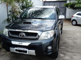 Toyota Hilux 3.0 Srv Cab. Dupla 4x4 Aut. 4p