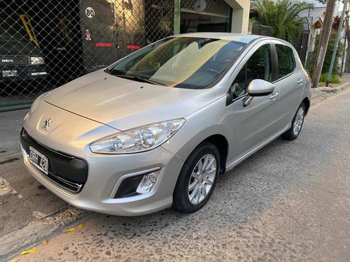 Peugeot 308 1.6 Active 2015 Financiado En Cuotas