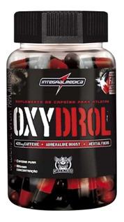 Termogênico - Oxydrol (120 Cáps) - Integralmédica Darkness