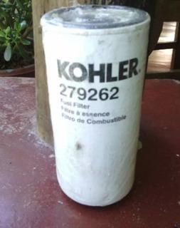10 Vrdsfiltro Aceite Generador Planta Kohler 279262 Y 279261