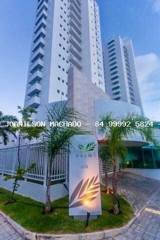 Apartamento Para Venda Em Natal, Capim Macio - Royal Palms, 3 Dormitórios, 3 Suítes, 5 Banheiros, 2 Vagas - Ap1031-royal Palms