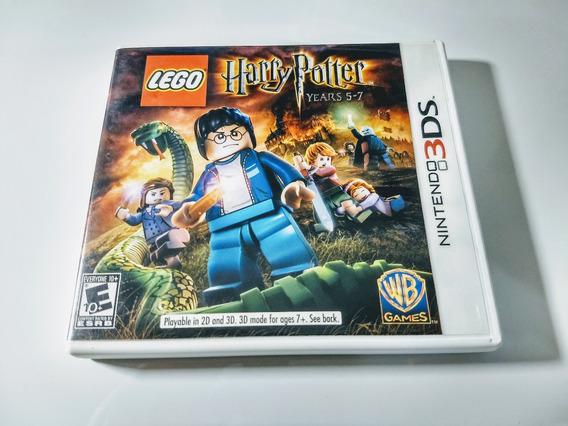 Lego Harry Potter 5-7 - Nintendo 3ds - Completo Impecável !!
