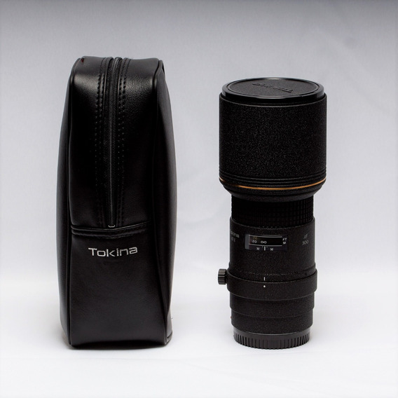 Lente Tokina 300mm F/4 Para Sony Alpha
