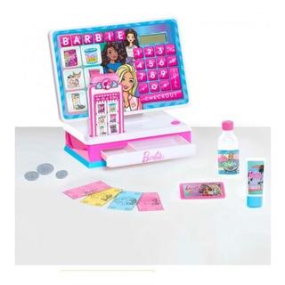 Caja Registradora De Barbie Gmt95