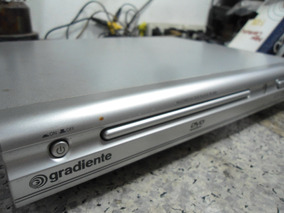 Dvd Player Gradiente D202 - Para Reparo Ou Peças
