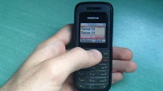 Celular Nokia 1208 2g Celular Para Idoso