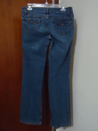 Pantalon De Mezclilla Strech Mossimo Para Dama Talla 9 32 Mercado Libre