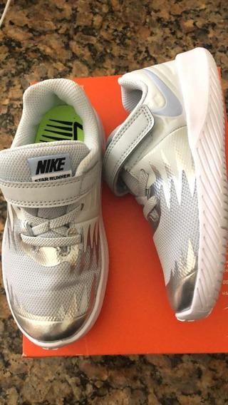 Zapatos Nike Para Niña Talla #10.Importado Americano