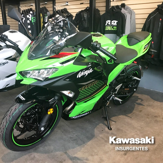 Kawasaki Insurgentes Ninja 400 Abs Krt Edition 2020
