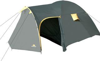 Barraca De Camping Guepardo Bc0600 Zeus Para 6 Pessoas
