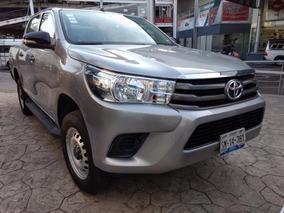 Toyota Hilux 2p Doble Cabina Base L4/2.7 Man