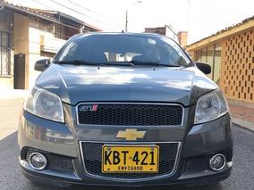 Chevrolet Aveo Emocion 2010