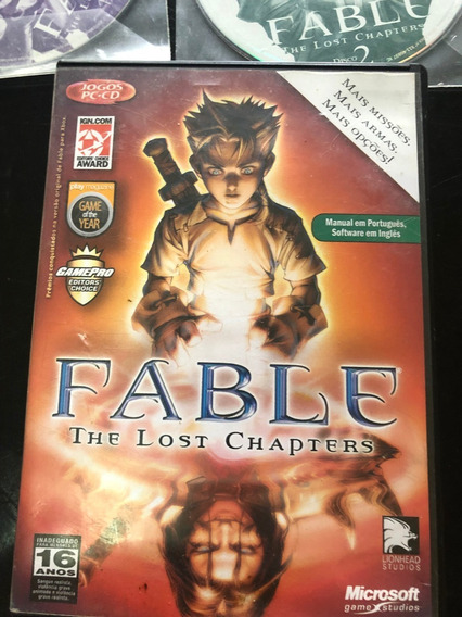 Fable: Lost Chapters - Pc