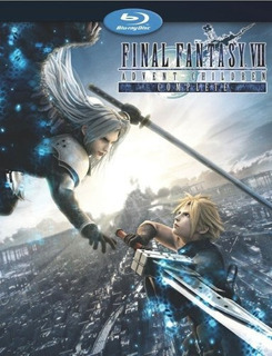 Blu-ray Final Fantasy Vii: Advent Children Envío Gratis