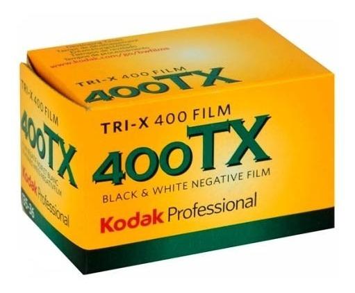 Filme Fotográfico Kodak Preto Branco 35mm Iso 400 Venc 2018
