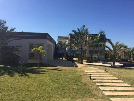 Casa À Venda, 550 M² Por R$ 2.800.000,00 - Recanto Do Salto - Londrina/pr - Ca1362
