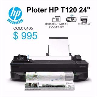Impresora Hp Ploter T120, 61cm - 24 Pol