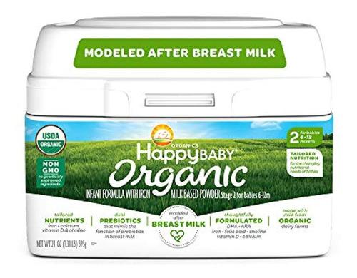 Imagen 1 de 8 de Visit The Happyfamily Store Happy Baby Organic