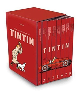 The Tintin Collection : Herge