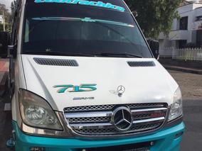 Mercedes Splinter Publica Servicio Especial Como Nueva