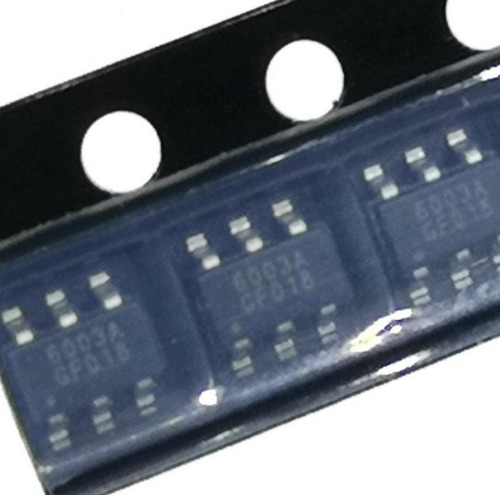 Imagen 1 de 2 de Circuito Integrado Ac/dc Tv 6003a Pf6003ag Pf6003 X10 Unidad