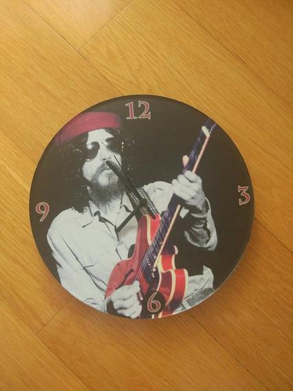 Relógio De Disco Vinil Raul Seixas