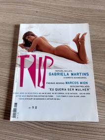 Revista Trip 98 Gabriela Martins Marcos Mion 1019