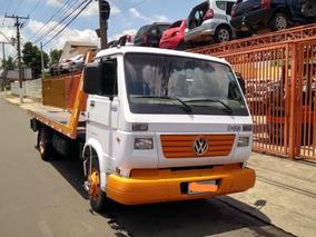 Volkswagen Vw 8120 Guincho Plataforma Asa Delta Mwm X10