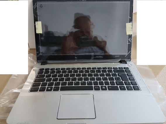 Notebook I5 460m,mem 4gb,hd 500gb,dvd-rw,tela 14 B14hm21