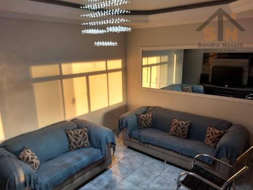 Imóvel Com 4 Casas À Venda, 300 M² Por R$ 294.900 - Jardim Santa Paula - Guarulhos/sp - Ca0128