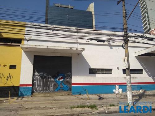 Galpão - Barra Funda  - Sp - 618377