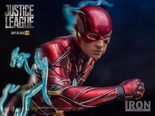 Iron Studios Justice League The Flash 1/10 Art Scale