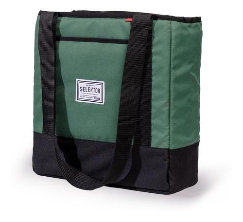 Bolso Textil Selektor Classic Bag 30 Porta Vinilos - Cuotas