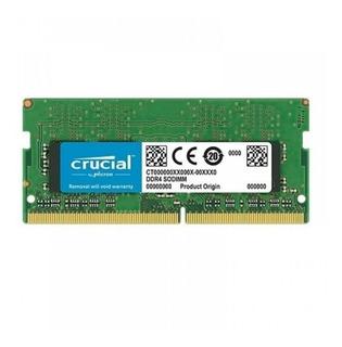 Memoria Ram Crucial Ddr4 4gb 2400mhz Sodimm