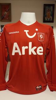 Camisa Futebol Twente Liga Holandesa De Jogo