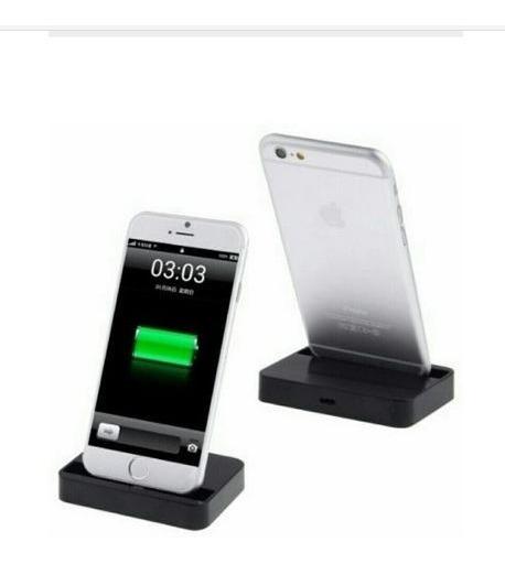 Dock Station Base Carregador iPhone 6 Plus Usb