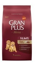 Ração Gran Plus Filhote 15kg +brinde Promoção