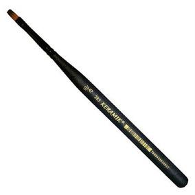 Pincel Linha Mini Brush Keramik 383 10/0