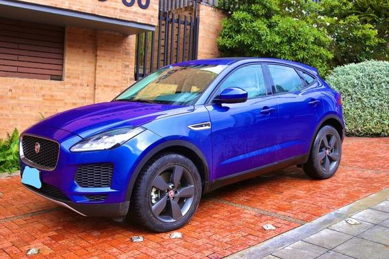 Jaguar E Pace Casi Nueva