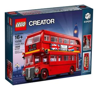 Lego Creator Expert - 10258 - London Bus - 1686 Piezas
