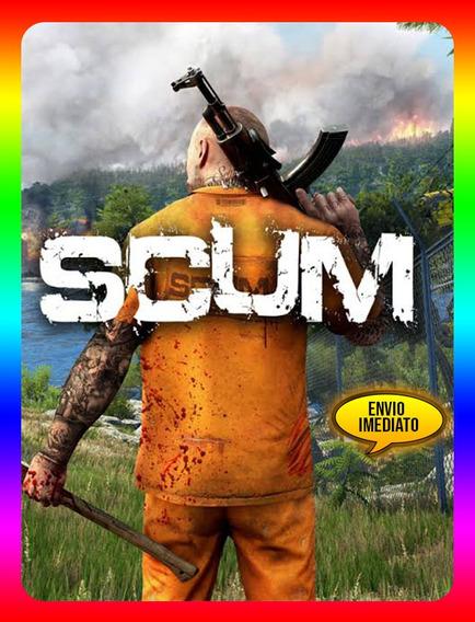 Scum Pc - Steam Key (envio Já)