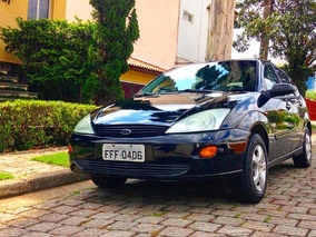 Ford Focus 1.8 5p Completo + Couro 2003 193000 Kms