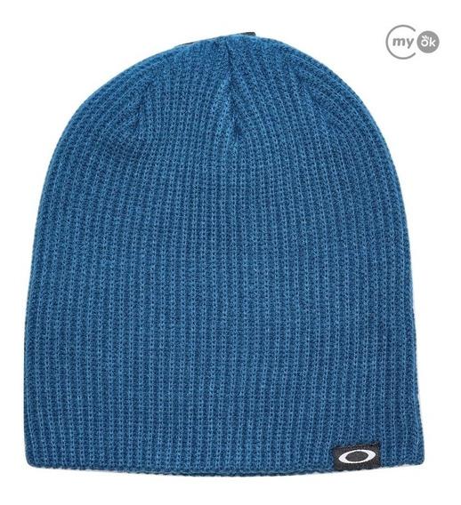 Gorro Touca Oakley Beanie Backbone Azul