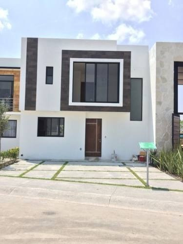 Casa En Queretaro, Corregidora, Fracc Cerrado, Amenidades ¡casa Nueva! Acacia