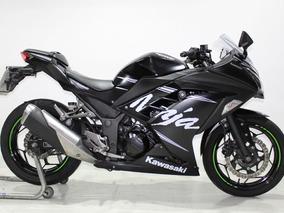 Kawasaki - Ninja 300 Abs Special Edition - 2018 Preta