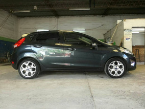 Ford Fiesta Kinetic 2011